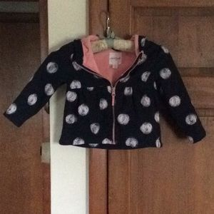 Cat and Jack toddler girls jacket